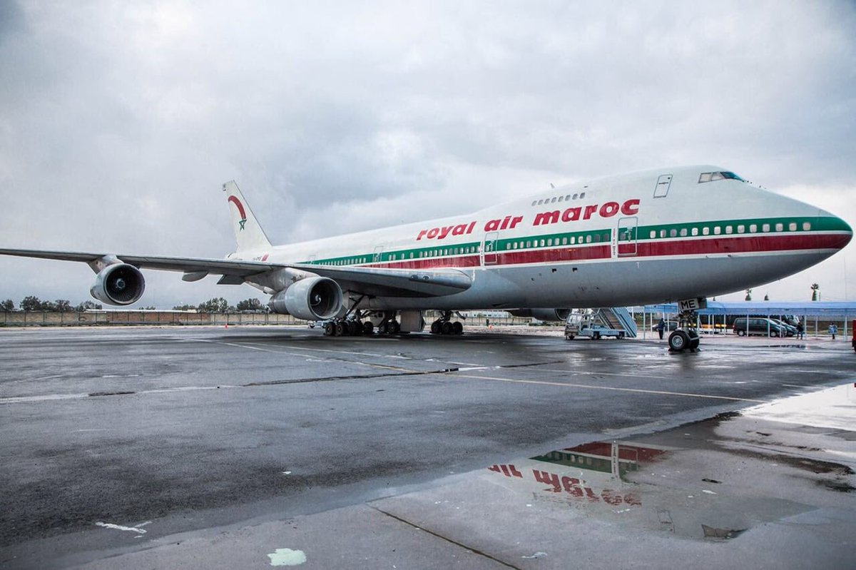 Royal Air Maroc oficialmente ingresó a la alianza Oneworld