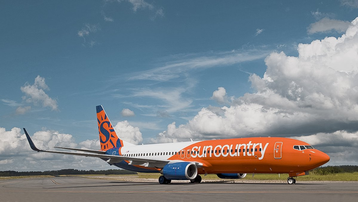 Sun Country Airlines adds 19 routes, 7 cities in its largest expansion ever