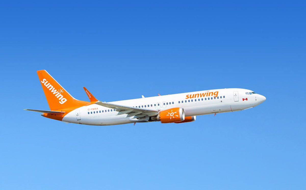 Sunwing Launches New Jamaica Flight
