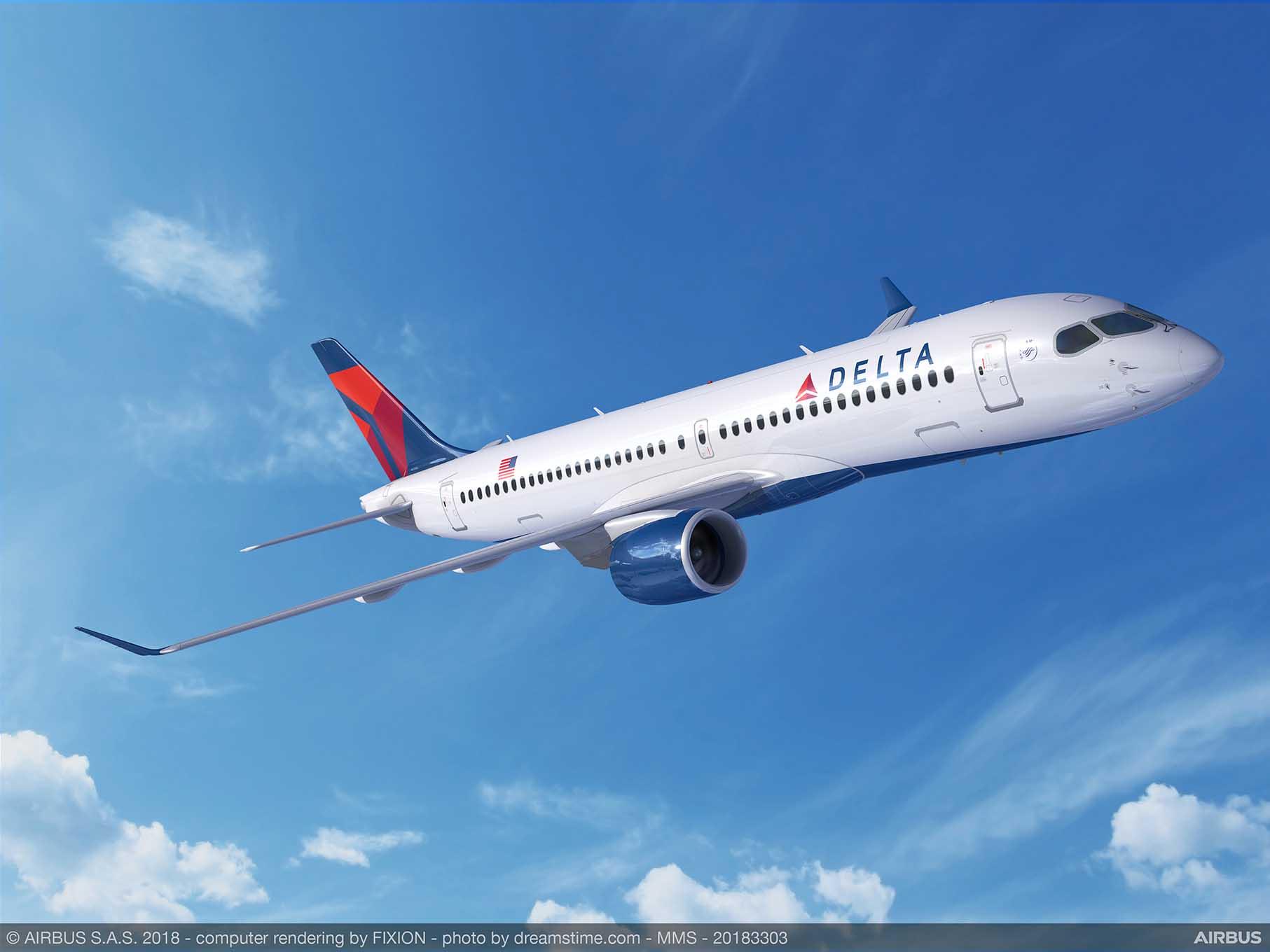 Alianza digital entre Airbus y Delta para desarrollar nuevas soluciones de mantenimiento de flotas