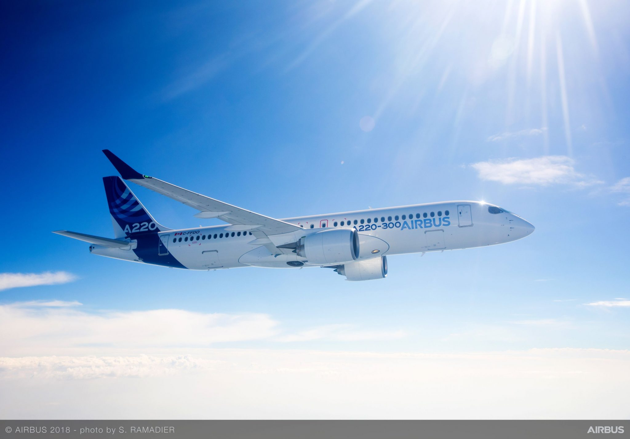 New Start-Up Airline 'Moxy' Places Order for 60 Airbus A220-300 Jets