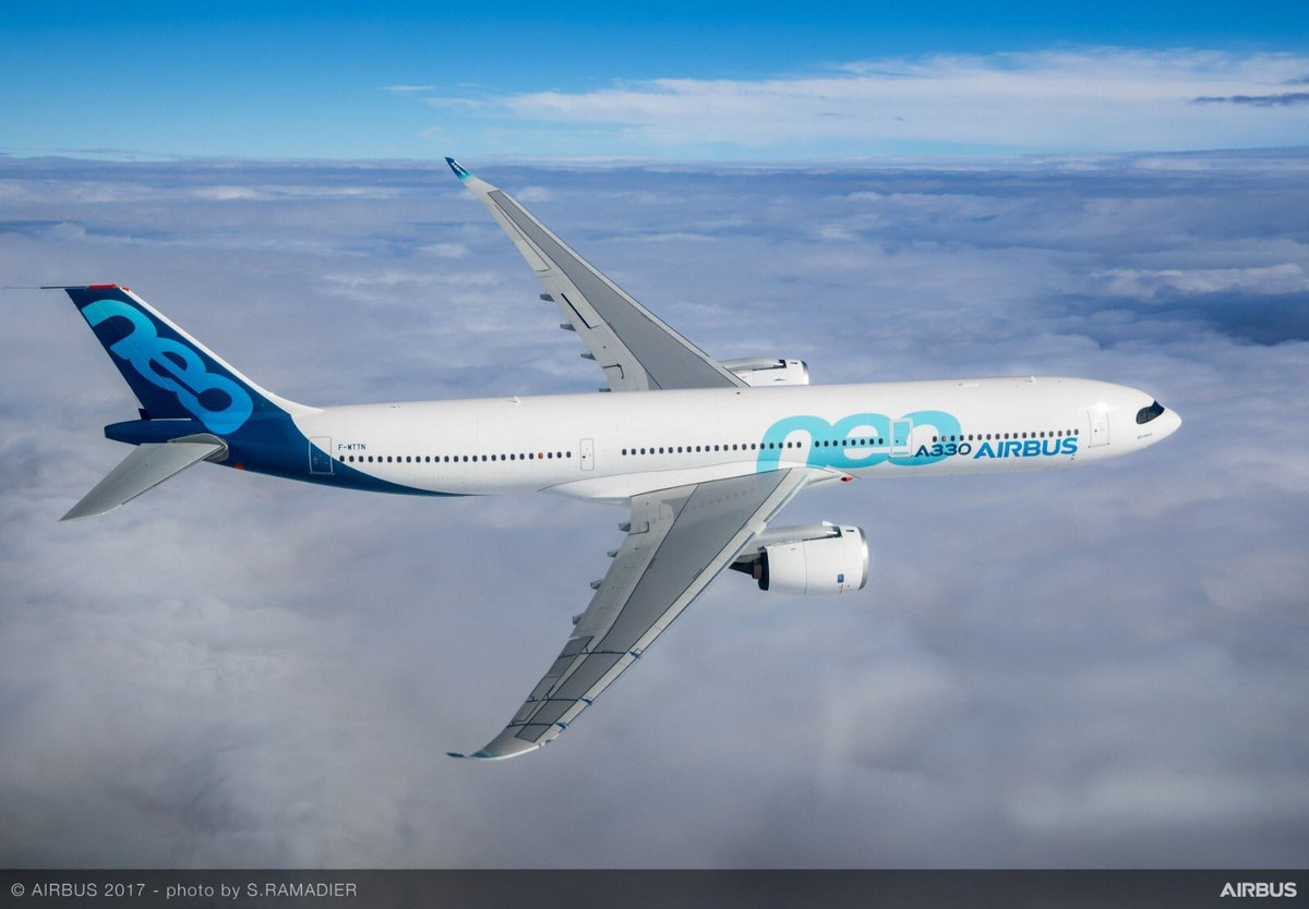 "EASA certifies A330neo for ""beyond 180 minutes"" ETOPS"