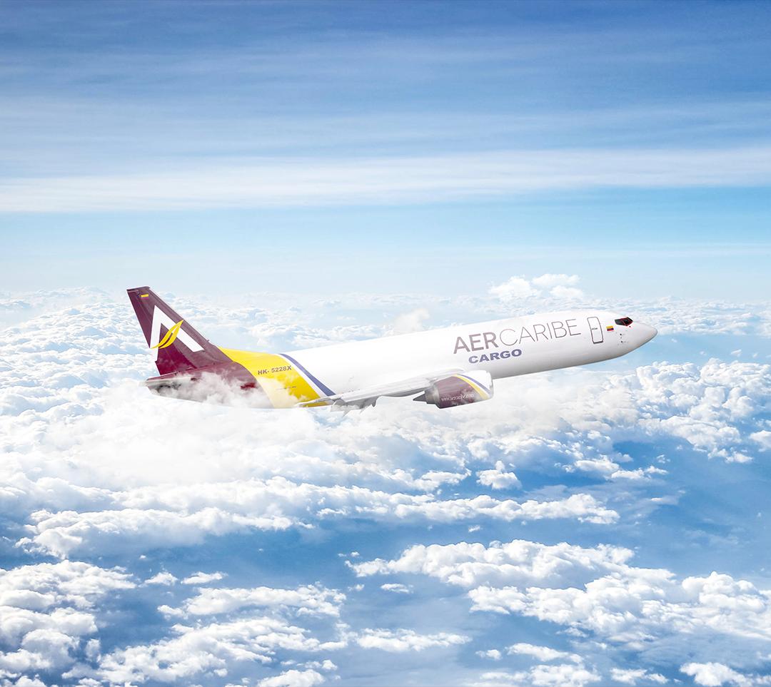 Colombiana Aercaribe inicia conexión con terminal de Latacunga