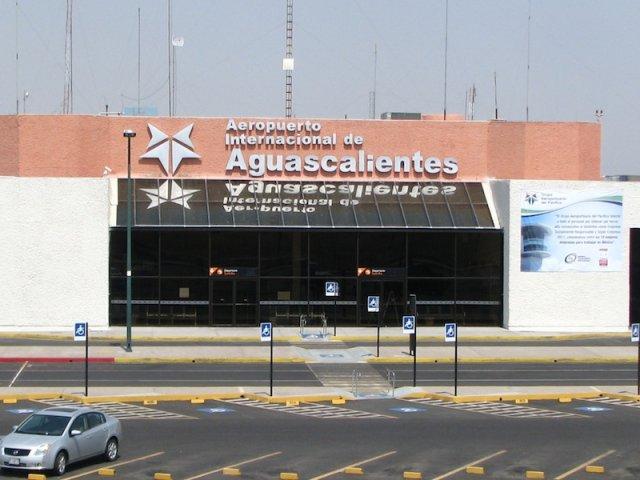 México: El Aeropuerto Internacional de Aguascalientes se moderniza