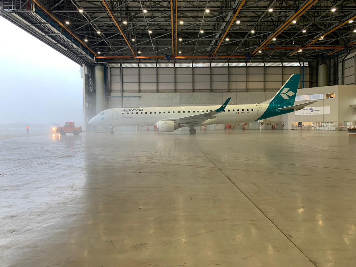 Air Dolomiti CEO outlines fleet expansion plans