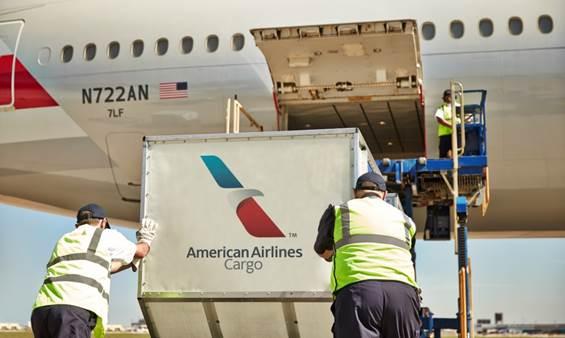 American Airlines galardonada como la mejor aerolínea de carga de las Américas