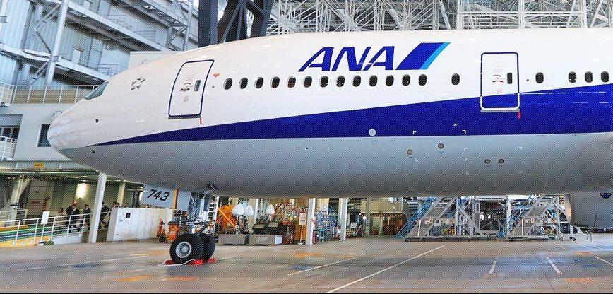 ANA es la primera en utilizar el B777 Frighter