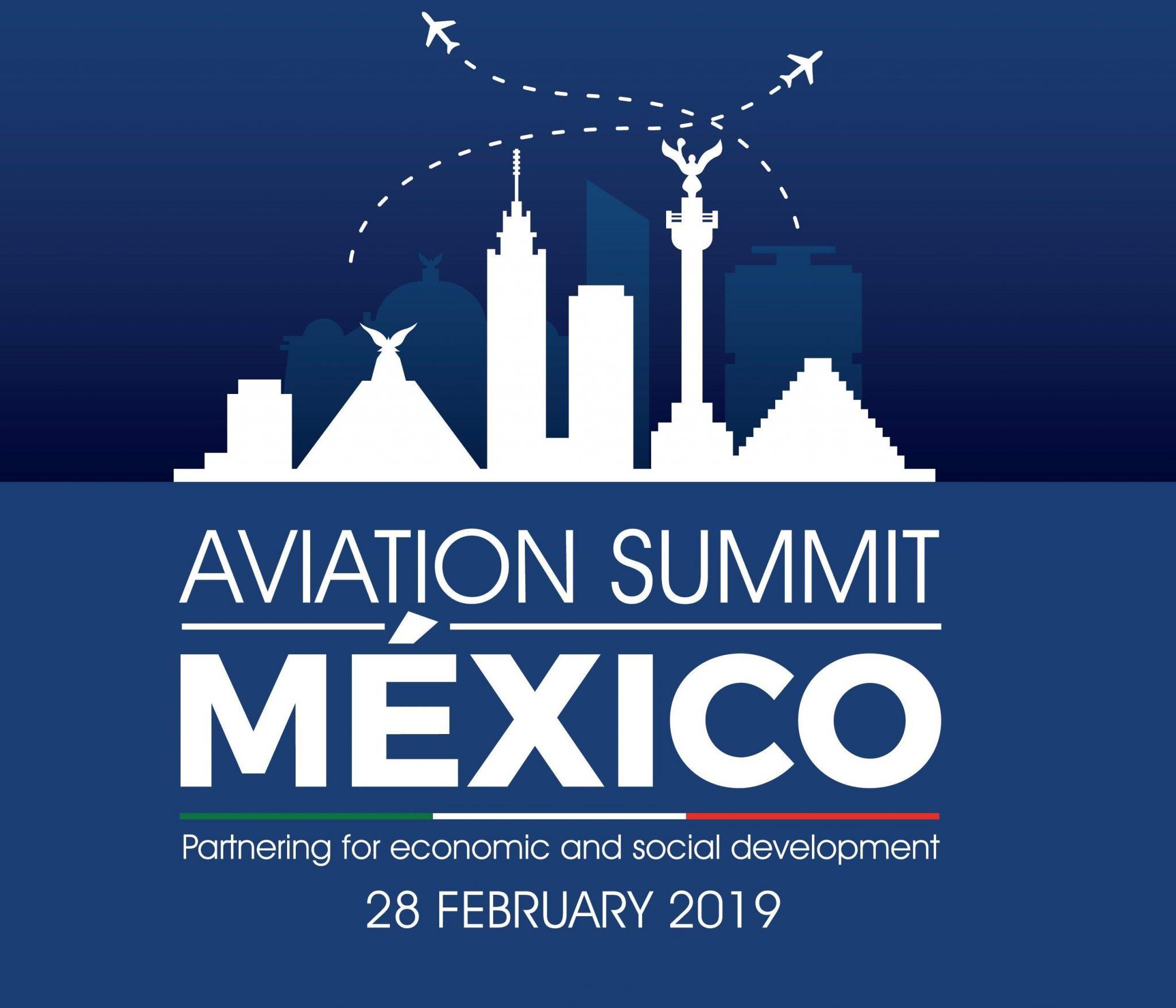 Todo listo para la Primera Cumbre de Aviación en México