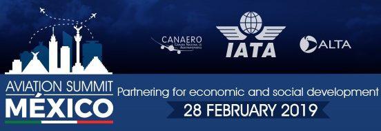 Primera Cumbre de Aviación de México reunirá a importantes miembros de la industria y de gobierno