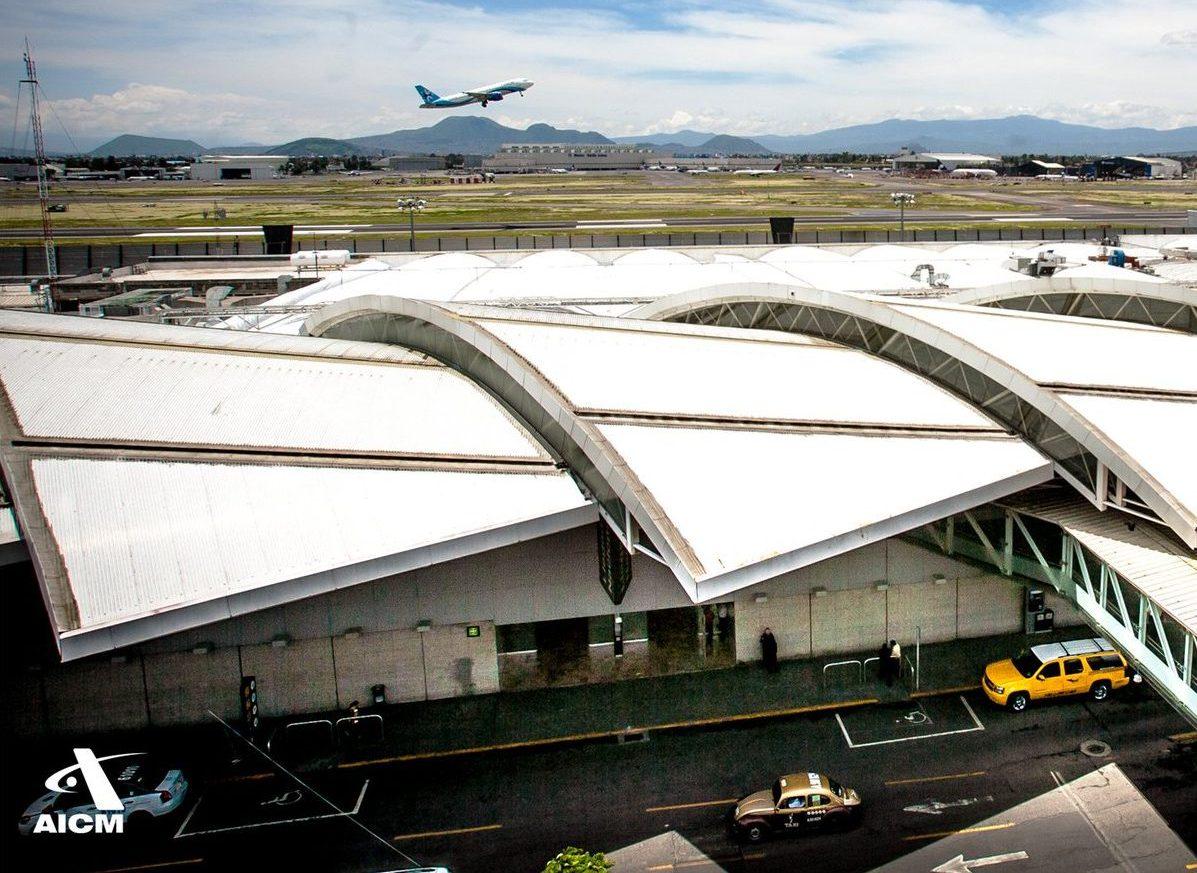 México: AICM deja turbulencia; aumentan vuelos