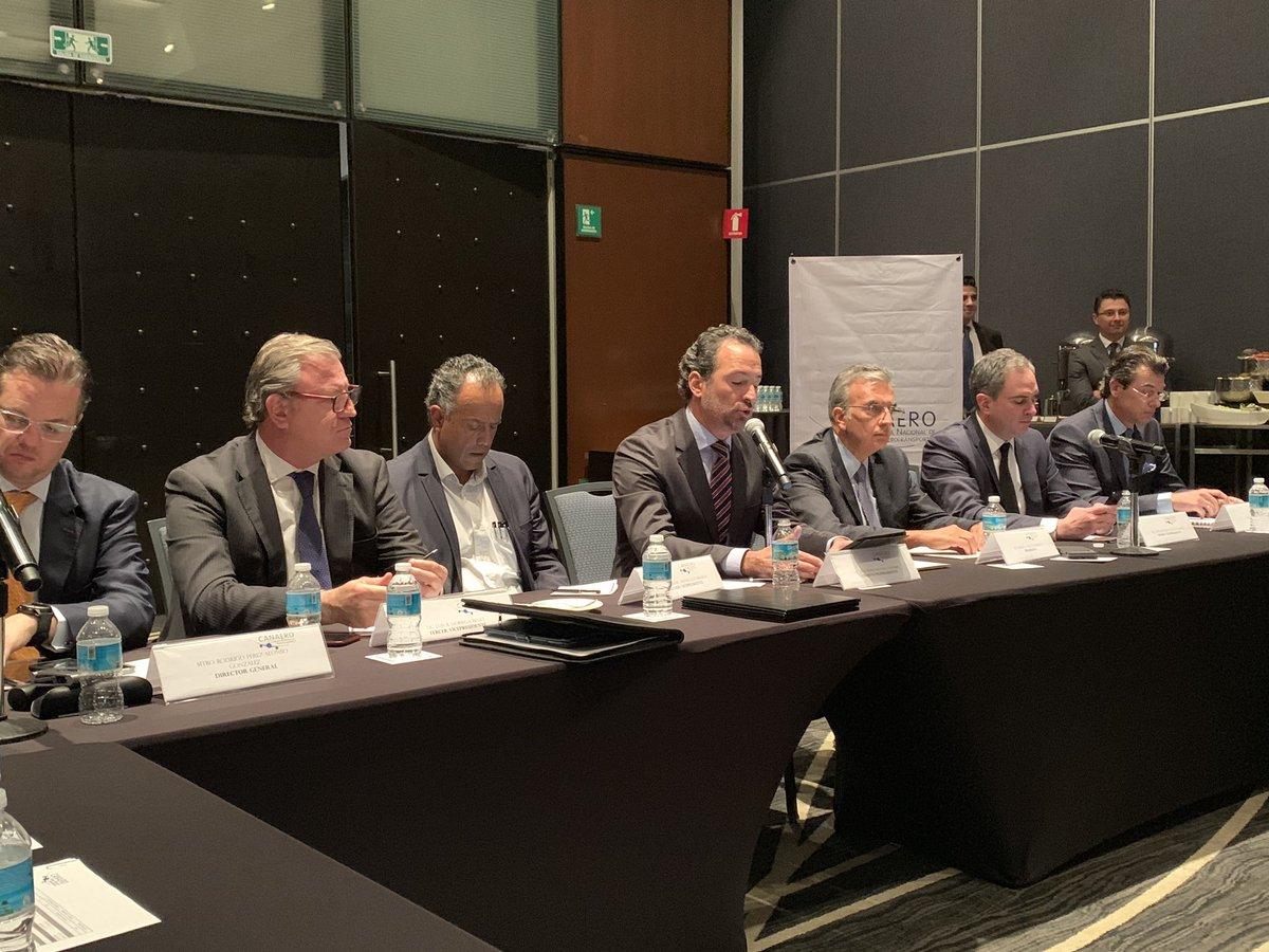 Nombra Canaero presidente y mesa directiva