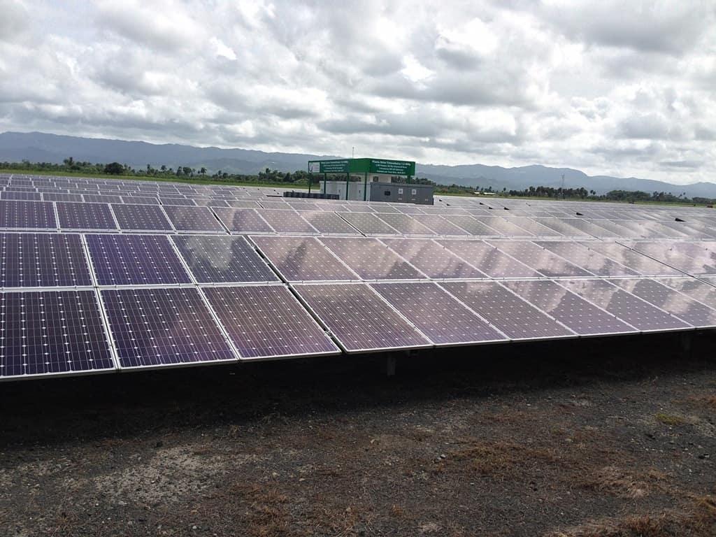 Aeropuerto del Cibao suplirá el 80% de su energía con planta solar