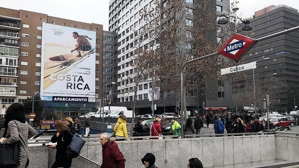 Costa Rica lanza campaña publicitaria en Madrid