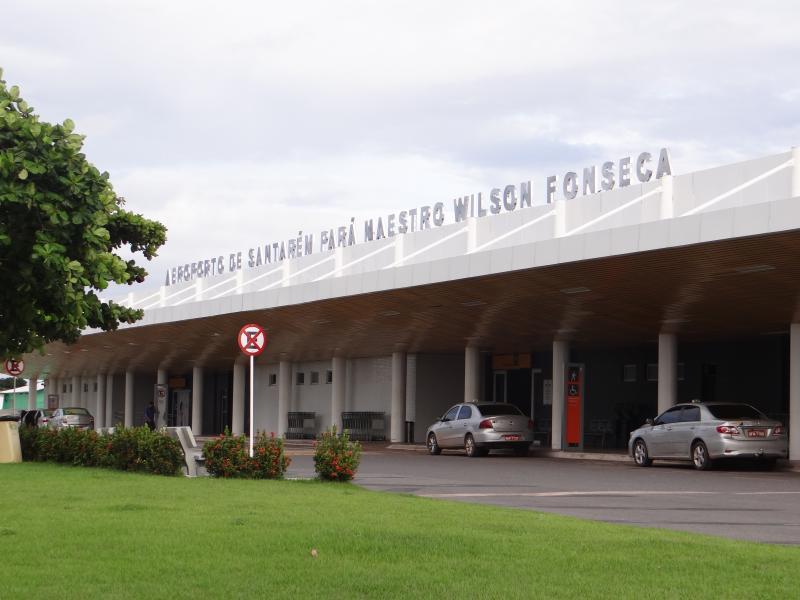 Aeroporto de Santarém fecha 2018 com alta 5% na movimentação de passageiros