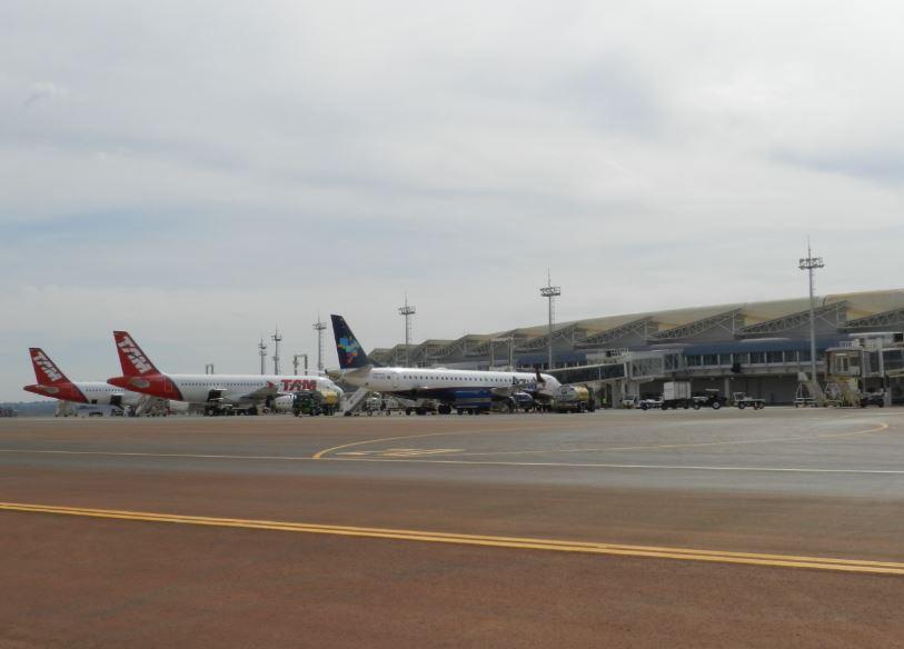 Goiânia encerra 2018 com alta de 4% na movimentação de passageiros e crescimento de aeronaves