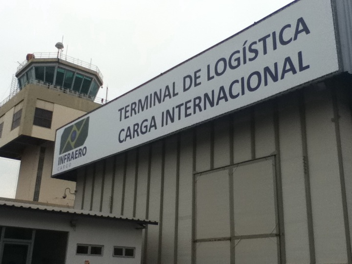 Movimentação de cargas cresce 60% no Aeroporto de Cuiabá