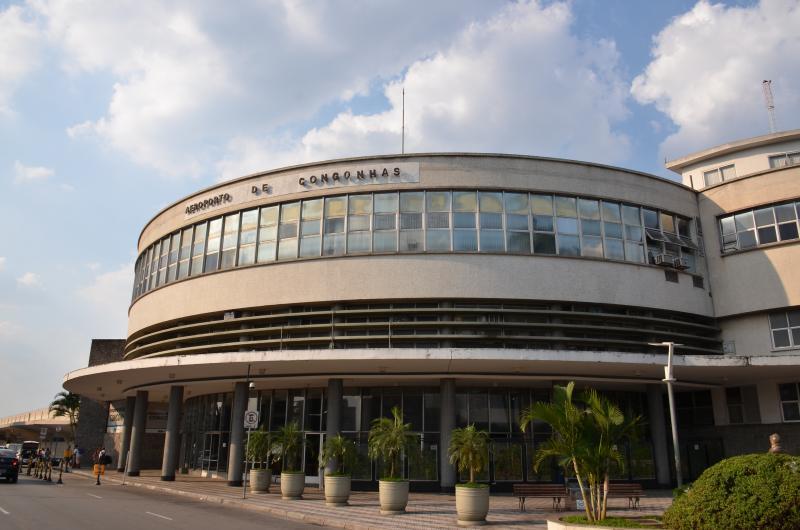 Congonhas é o aeroporto mais pontual da Operação Fim de Ano