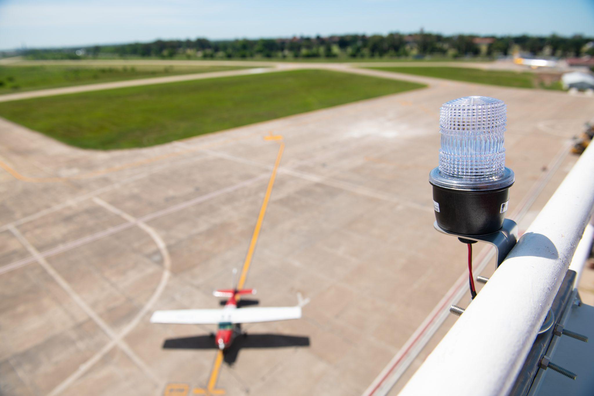 Argentina: Tucumán sumó nueva tecnología de detección de rayos en el aeropuerto