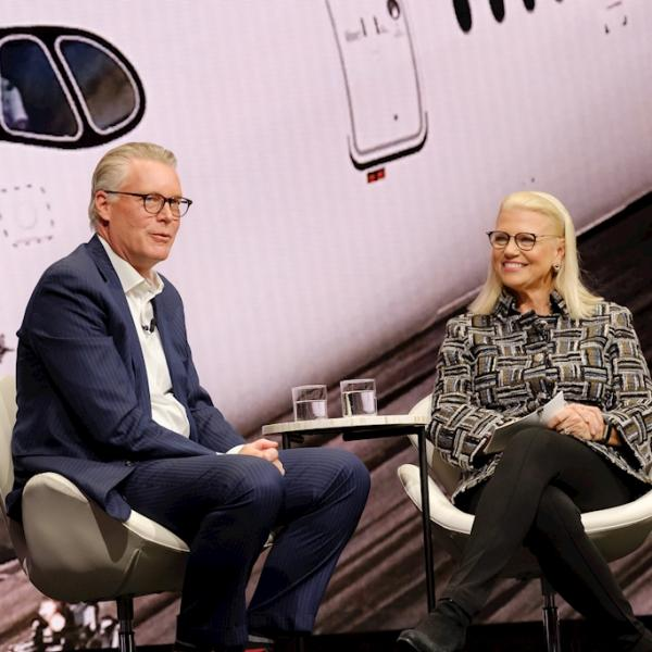 Delta CEO at CES: Airline uses data to personalize service, fly around storms