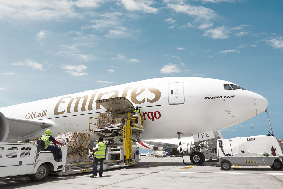 Emirates regresa a Chile a través de su servicio de carga
