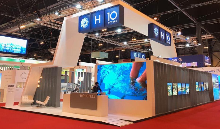 H10 abrirá tres nuevos hoteles en España y dos en el extranjero este año