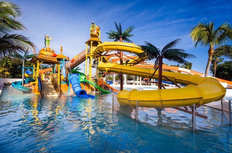 Hard Rock Hotel Riviera Maya inauguró su nuevo parque acuático