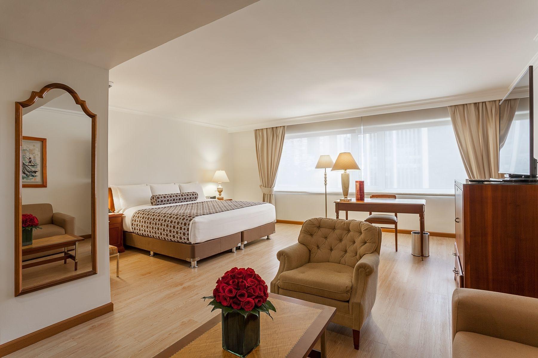Hotel Tequendama de Bogotá se convertirá en Four Points By Sheraton