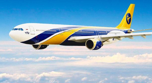 Aerolínea rusa IFly Airlines cambia aeronaves con mayor capacidad para viajes a Punta Cana