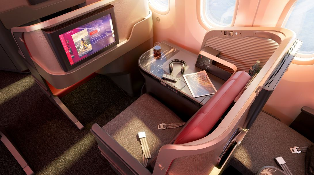 LATAM debuts new cabin interior in Peru