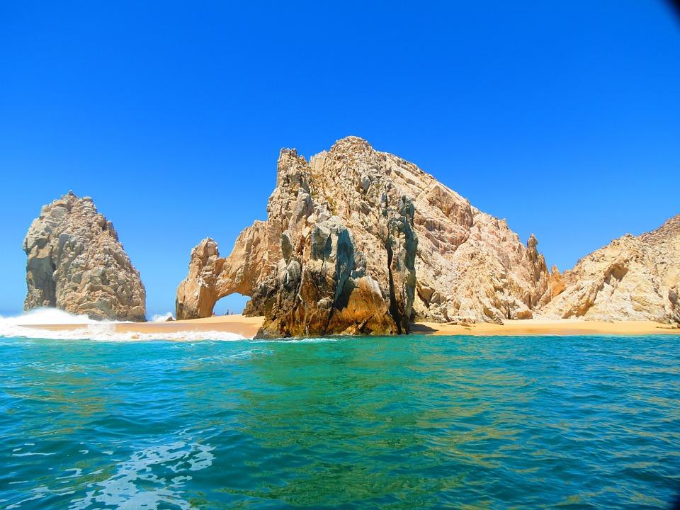 México: Los Cabos recupera el 70% de sus vuelos