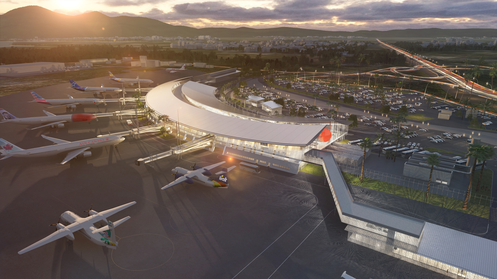 Martinique's Airport Seeing Strong Growth