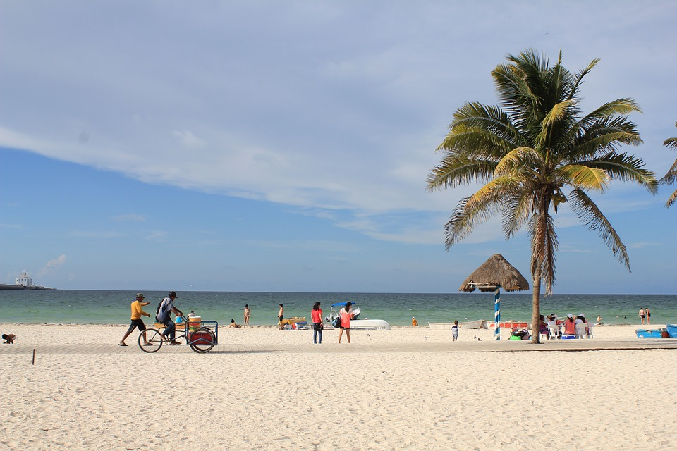 Turismo en México generó 4,3 millones de empleos el segundo trimestre