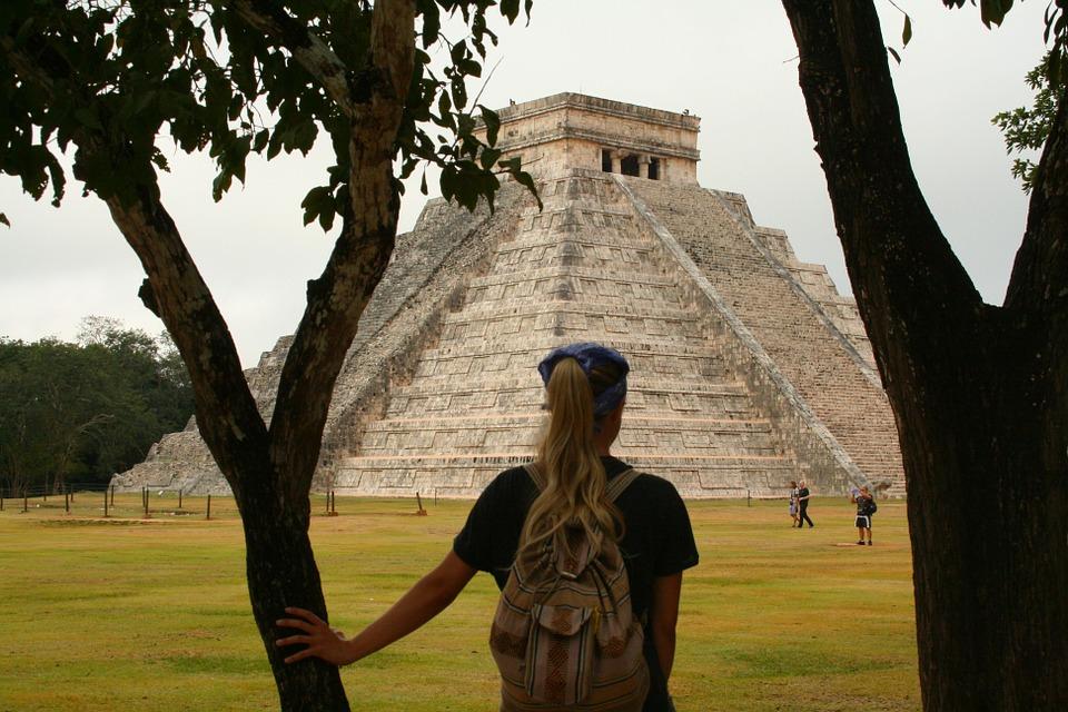 México: Crece turismo 18 por ciento en Aeropuerto de Mérida durante 2018
