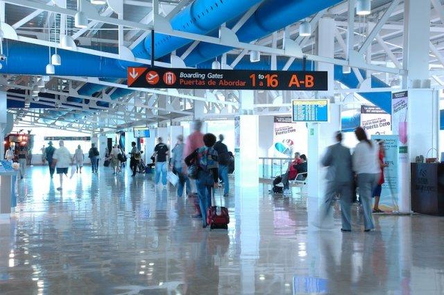 Aeropuerto de Puerto Vallarta, tercero con más pasajeros extranjeros