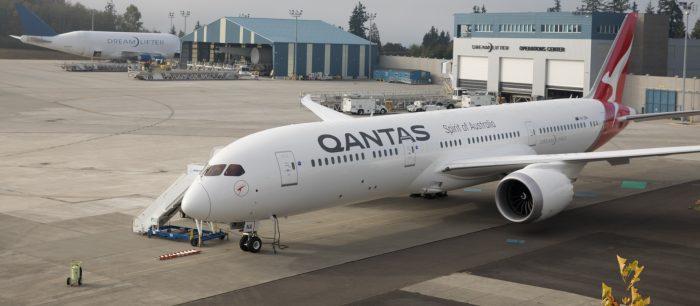 Qantas planea centralizar sus oficinas con motivo de la crisis