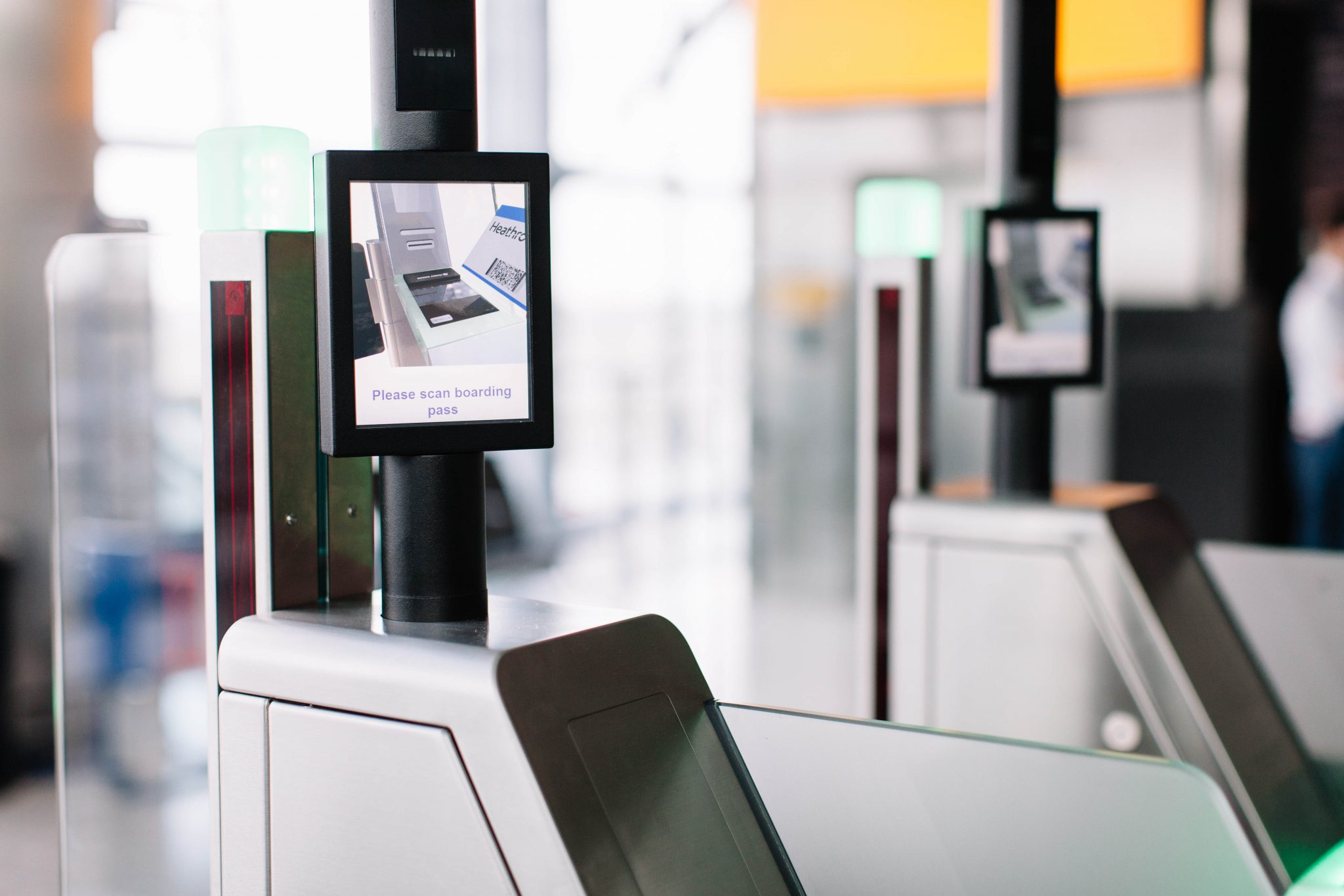 SITA upbeat airport biometric solutions will take off