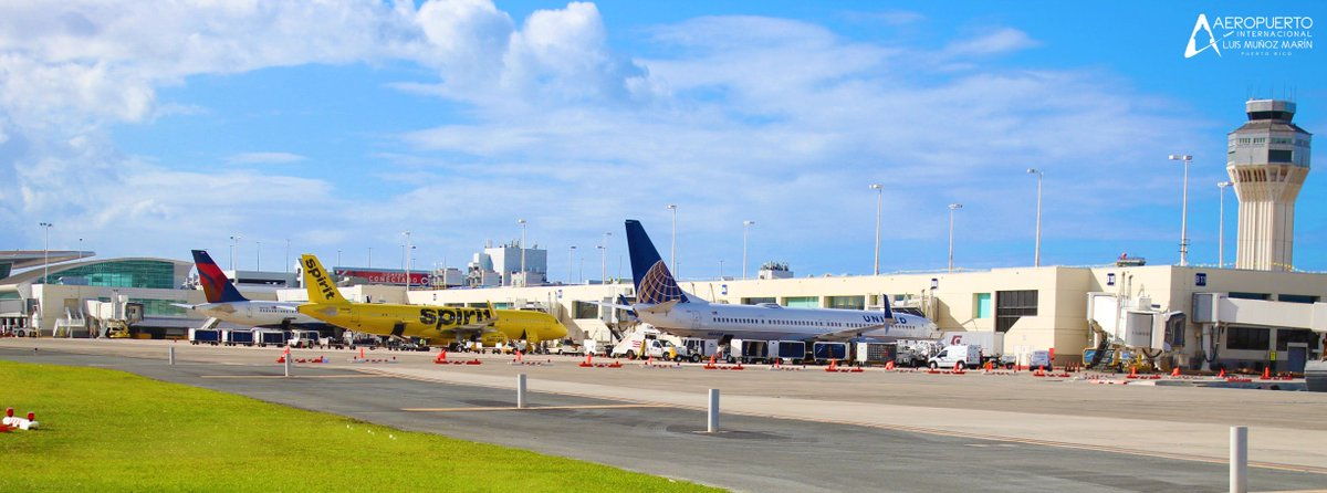 Puerto Rico's Biggest Airport Continues to Rebound