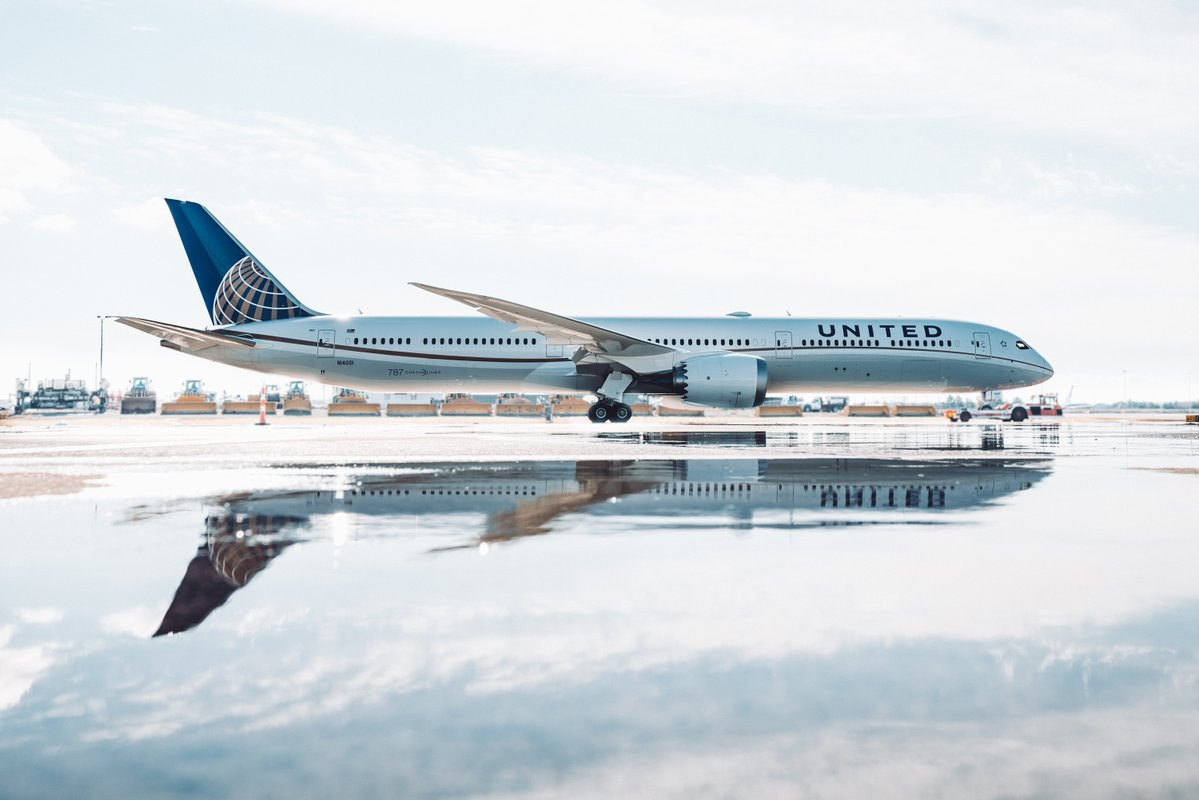 United Airlines To Fly To Auckland With The Boeing 787-10