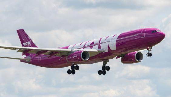 La aerolínea islandesa Wow Air anuncia el cese de todas sus operaciones