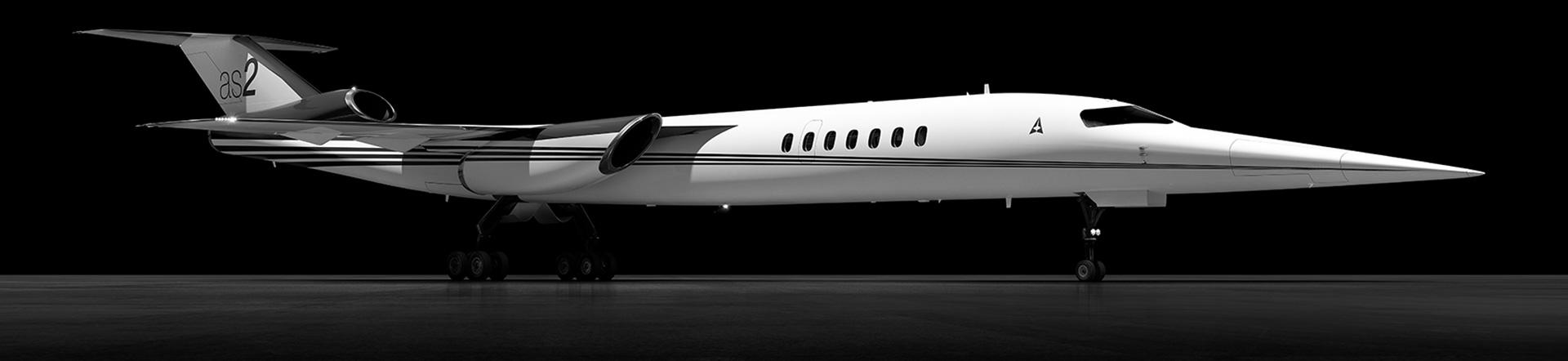 El avión supersónico de Boeing va tomando forma