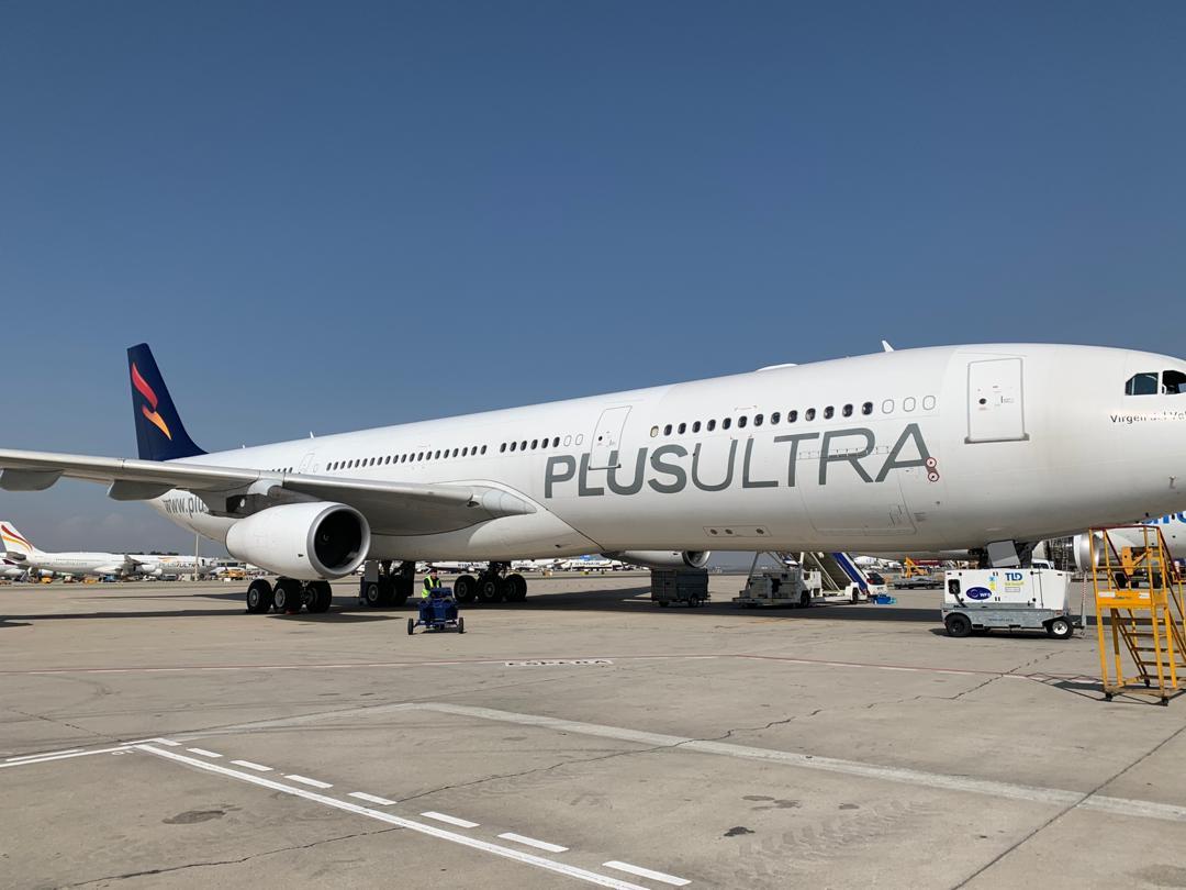 Plus Ultra Líneas Aéreas activa el servicio de check-in online para los miembros de PREMIER PLUS