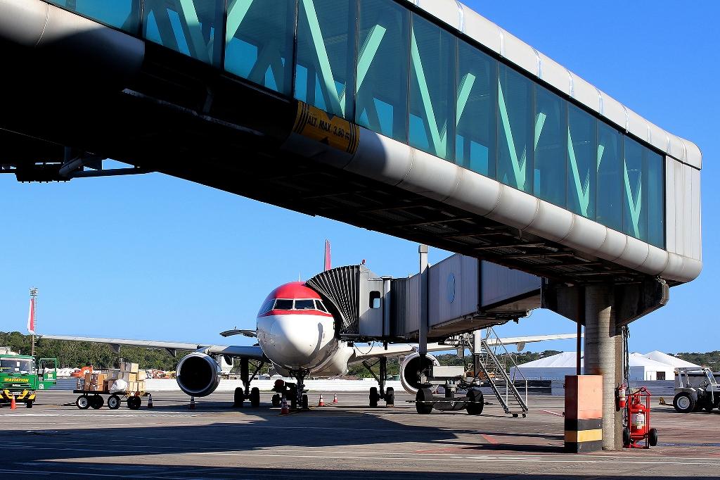 De julho a setembro foram transportados 1,92 milhão de passageiros no Salvador Bahia Airport