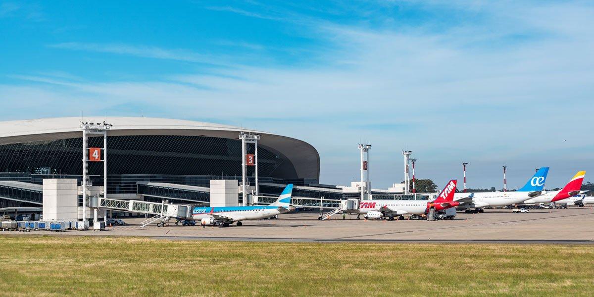 Preocupación en la industria aérea uruguaya ante cancelación de rutas al país