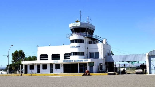 Argentina: Recuperan el aeropuerto de Roca con el objetivo de recibir vuelos comerciales