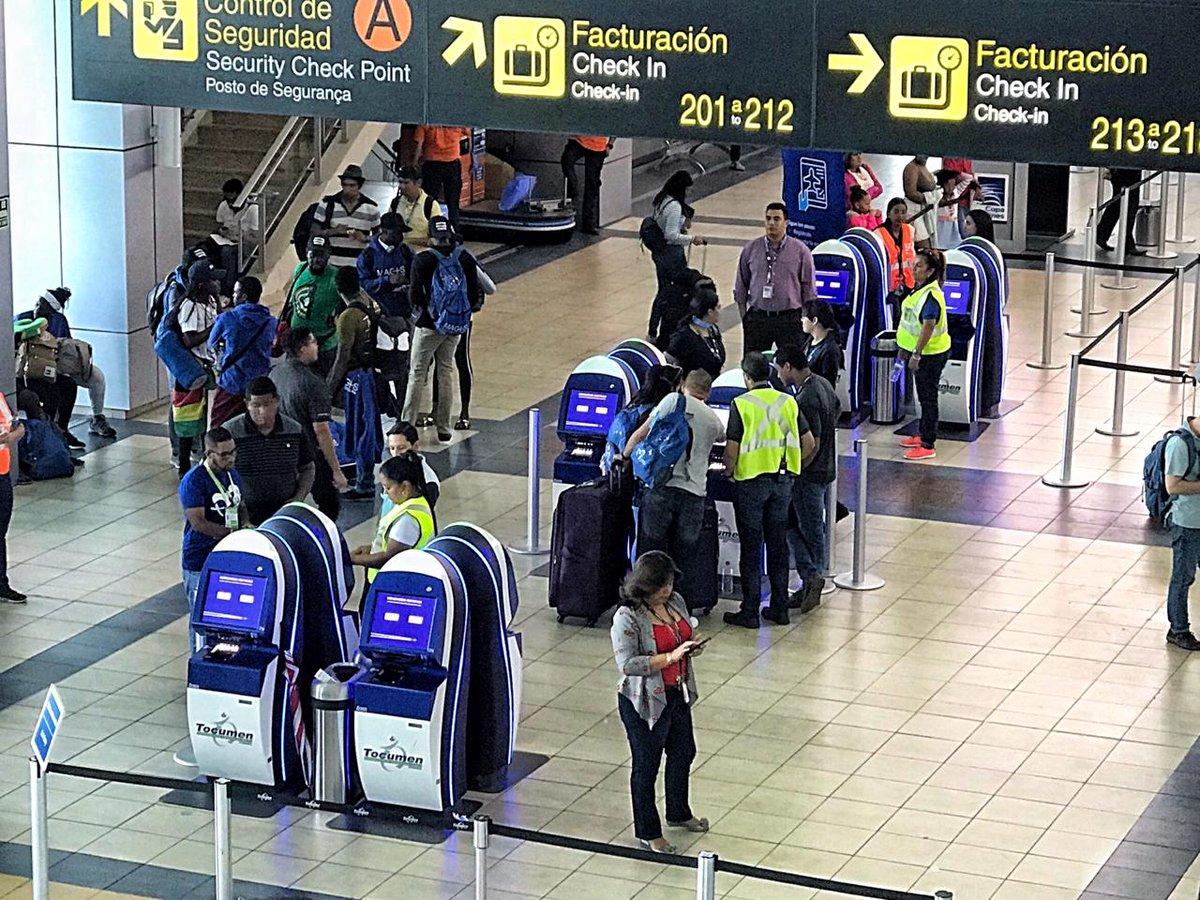 Sudamérica concentra 46% de los pasajeros en aeropuerto de Panamá