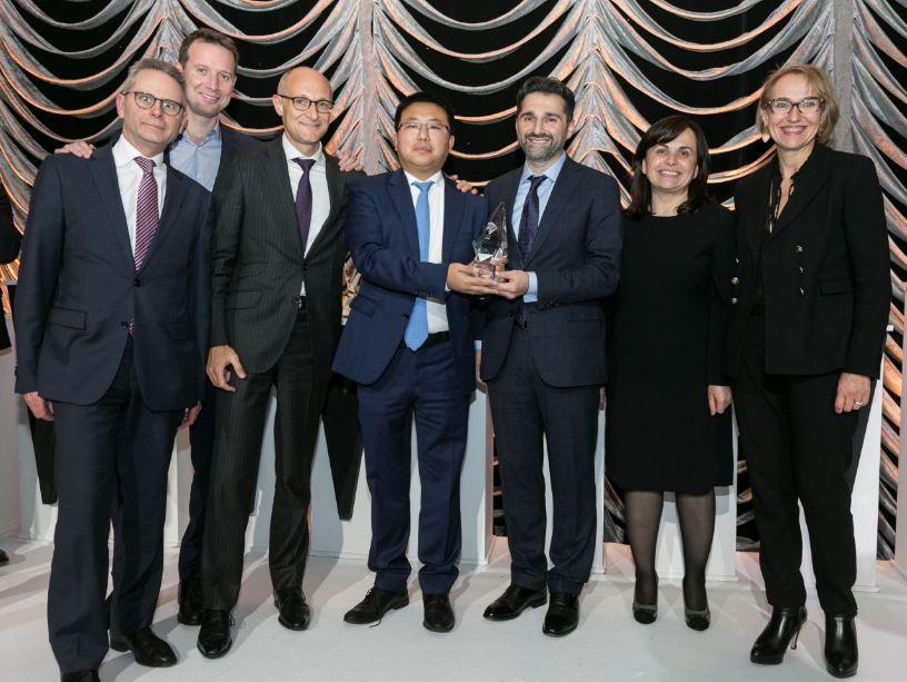 La industria aeronáutica internacional premia a Turkish Airlines por su financiamiento