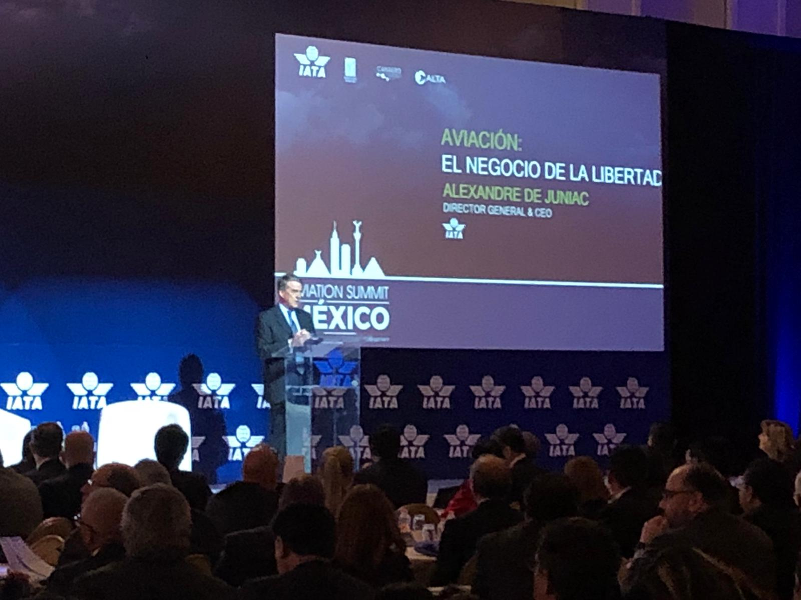 IATA Urges Government-Industry Dialogue in Mexico