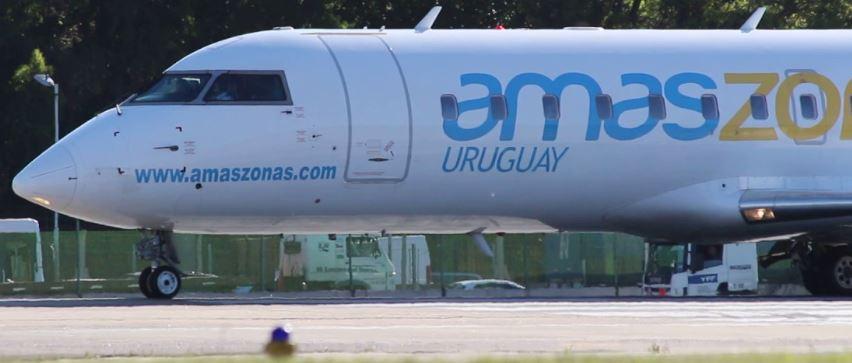 Uruguay: Aerolínea Amaszonas propuso al gobierno retomar los vuelos