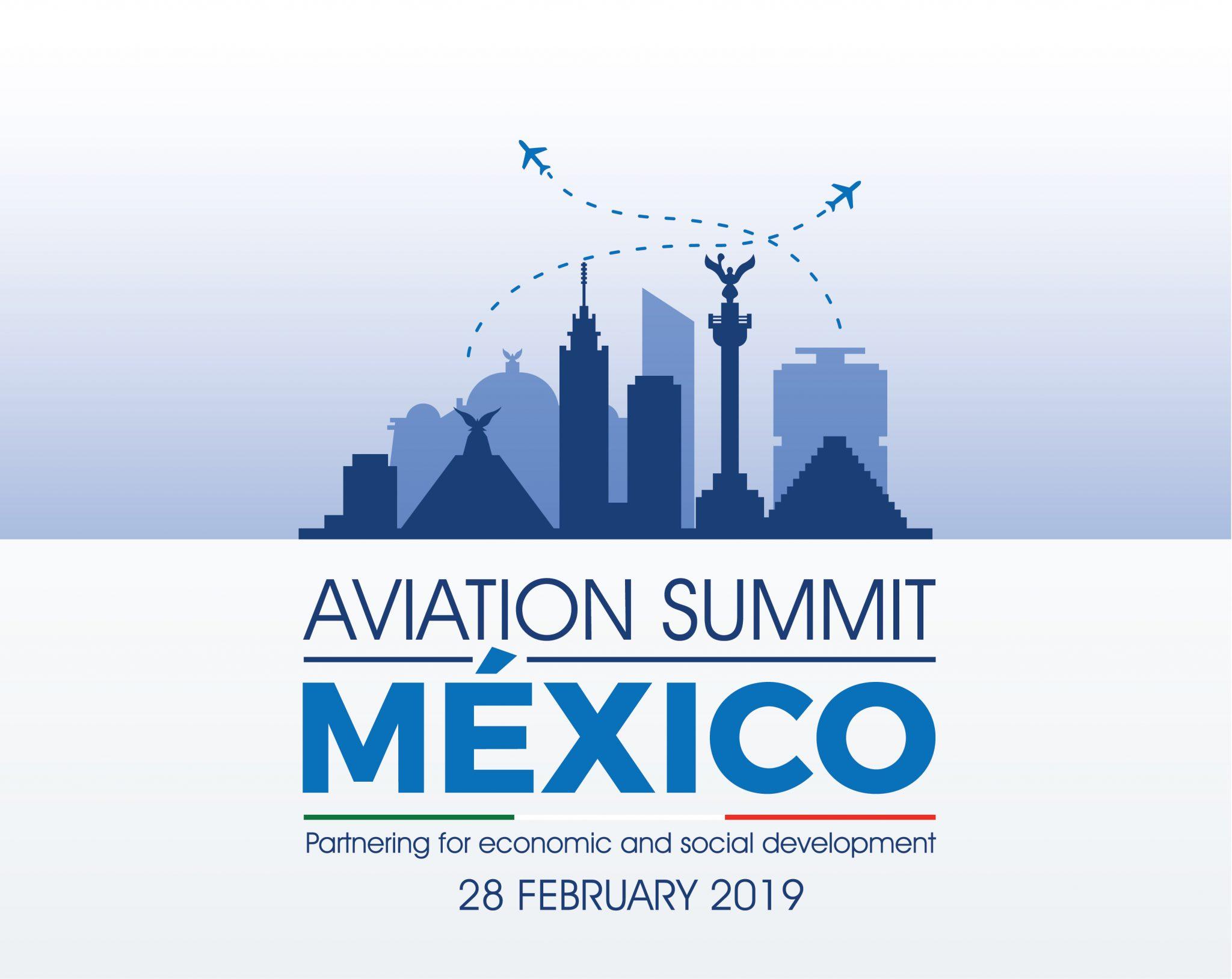 """""""Primera Cumbre de la Aviación en México"""" creará instancia para discutir la importancia de industria aérea en el país"""