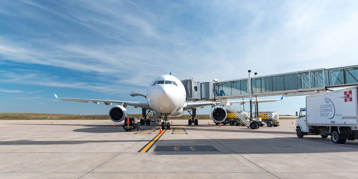Se suman vuelos a Uruguay desde Europa y la región en octubre